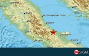 Ιταλία, Σεισμική, italia, seismiki
