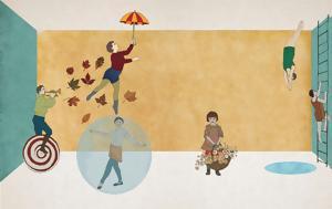 Animasyros 11 Διεθνές Φεστιβάλ + Αγορά Κινουμένων Σχεδίων, Xωριό, Φαντασίας, Animasyros 11 diethnes festival + agora kinoumenon schedion, Xorio, fantasias