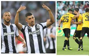 Αυτοί, ΠΑΟΚ, ΑΕΚ, Champions League, aftoi, paok, aek, Champions League