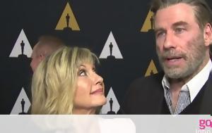 John Travolta - Olivia Newton, Reunion, Grease