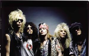 Ετοιμάζονται, Guns 'N' Roses, etoimazontai, Guns 'N' Roses