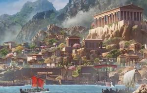 Assassins Creed Odyssey, Ξαναχτίζοντας, Αθήνα, Assassins Creed Odyssey, xanachtizontas, athina