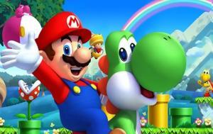 Ίσως, Super Mario Bros, Switch, isos, Super Mario Bros, Switch