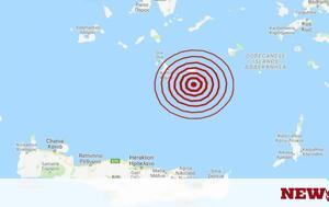 Σεισμός ΤΩΡΑ, Ανάφη, seismos tora, anafi