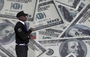 Το δολάριο κινδυνεύει να αποκαθηλωθεί από την ηγετική του θέση στην παγκόσμια αγορά
