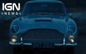 Aston Martin, Recreate James Bonds Iconic DB5 - IGN News