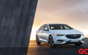 ΔΟΚΙΜΗ, Opel Insignia Grand Sport 1 5 Ecotec 165 PS, dokimi, Opel Insignia Grand Sport 1 5 Ecotec 165 PS