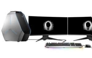 Dell, PCs Alienware Aurora, Area 51, Nvidia GeForce RTX