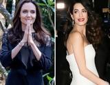Angelina Jolie,Amal Clooney