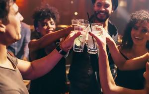 Το αλκοόλ βλάπτει από την πρώτη σταγόνα - Τι αποκαλύπτει νέα μεγάλη έρευνα