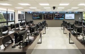 Μία, Simulated Trading Room, Deree, mia, Simulated Trading Room, Deree