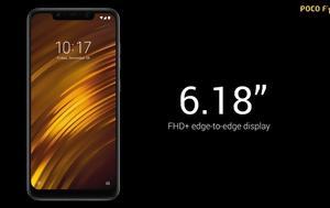 Xiaomi Poco F1, 260, 68000