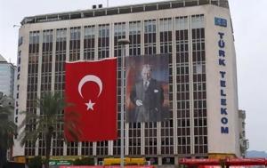 Φόβοι, Turk Telekom, fovoi, Turk Telekom