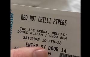 Ζευγάρι, Red Hot Chilli… Pipers, zevgari, Red Hot Chilli… Pipers