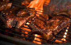 Τα καμένα κρέατα αποτρέπουν τροφιμογενείς λοιμώξεις αλλά «σκοτώνουν» τη γαστρονομία