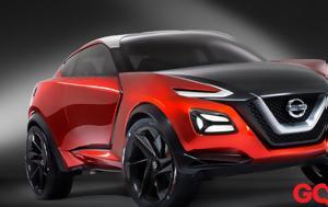 Νέο Nissan Juke, 2019, neo Nissan Juke, 2019