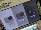 GoPro Hero 7,