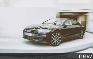 Δοκιμή, Audi A7 Sportback 55 TFSI, dokimi, Audi A7 Sportback 55 TFSI