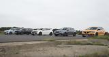 30N, 308 GTi, Civic Type-R,Leon Cupra R, Megane RS