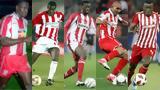 Τουρέ, Αφρικανοί, Ολυμπιακού,toure, afrikanoi, olybiakou