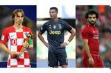 Ρονάλντο Μόντριτς Σαλάχ, FIFA - Εκτός, Μέσι,ronalnto montrits salach, FIFA - ektos, mesi