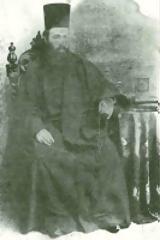 11035 - Ιεροδιάκονος Αρκάδιος Βατοπεδινός 1865 - 4 Σεπτεμβρίου 1934,11035 - ierodiakonos arkadios vatopedinos 1865 - 4 septemvriou 1934