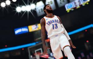 Τζάμπολ NBA 2K19, tzabol NBA 2K19