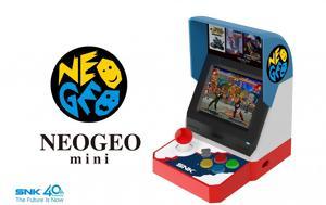 Ξεκίνησε, -ordering, NEOGEO Mini International Σπεύστε, xekinise, -ordering, NEOGEO Mini International spefste