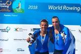 Παγκόσμιο Πρωτάθλημα Κωπηλασίας, ΝικολαϊδουΑσουμανάκη –,pagkosmio protathlima kopilasias, nikolaidouasoumanaki –