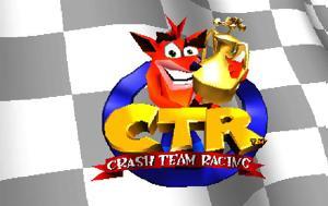 Έρχεται, Crash Team Racing, PlayStation 4, erchetai, Crash Team Racing, PlayStation 4