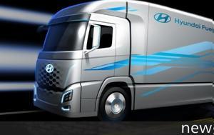 Φορτηγό, Hyundai, fortigo, Hyundai