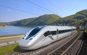 Ψηφιακές, InnoTrans 2018, Siemens, psifiakes, InnoTrans 2018, Siemens