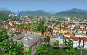 Cities Skylines, Χτίσιμο, Switch, Cities Skylines, chtisimo, Switch