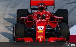 GP Σιγκαπούρης, 1-2, Ferrari, GP sigkapouris, 1-2, Ferrari
