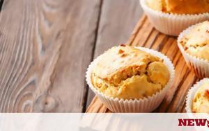 Λαχταριστό, Muffins, lachtaristo, Muffins