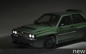 Πόσα, Lancia Delta, posa, Lancia Delta