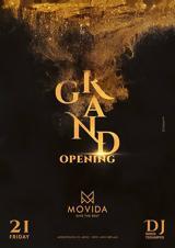 Grand Opening,Movida Cafe Bar