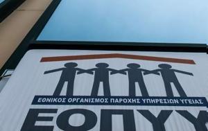 Διήμερη, ΕΟΠΥΥ-ΠΕΔΥ, diimeri, eopyy-pedy