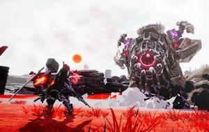 Daemon X Machina, Armored Core, Switch
