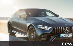 Έναρξη, Mercedes-AMG GT 4-Door Coupé, enarxi, Mercedes-AMG GT 4-Door Coupé