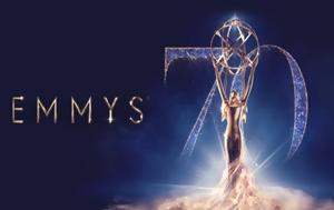 Βραβείων Emmy, 2018, vraveion Emmy, 2018