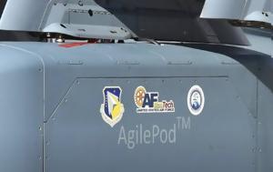 Αναβαθμισμένα Agile Pod, U-2S, RQ-4 Global Hawk, anavathmismena Agile Pod, U-2S, RQ-4 Global Hawk