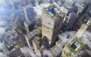 Οι ξύλινοι ουρανοξύστες μπορούν να σώσουν τον πλανήτη;