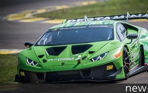 Lamborghini, Huracan GT3