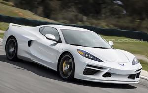 Corvette [Rendering]
