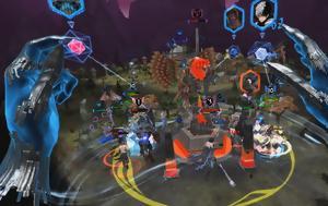 Dark Eclipse, MOBA, PlayStation VR