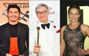 Χριστούγεννα, Λονδίνο, Emilia Clarke, Henry Golding, christougenna, londino, Emilia Clarke, Henry Golding