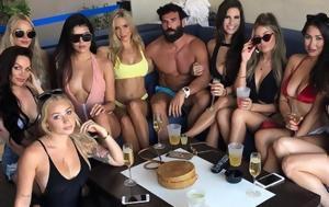 Playboy Dan Bilzerian, Μύκονο, Playboy Dan Bilzerian, mykono