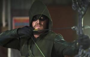 Arrow, Shadowhunters