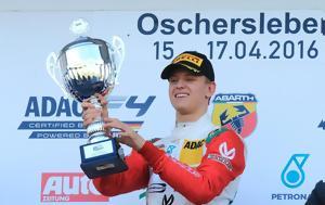 Ferrari, Schumacher